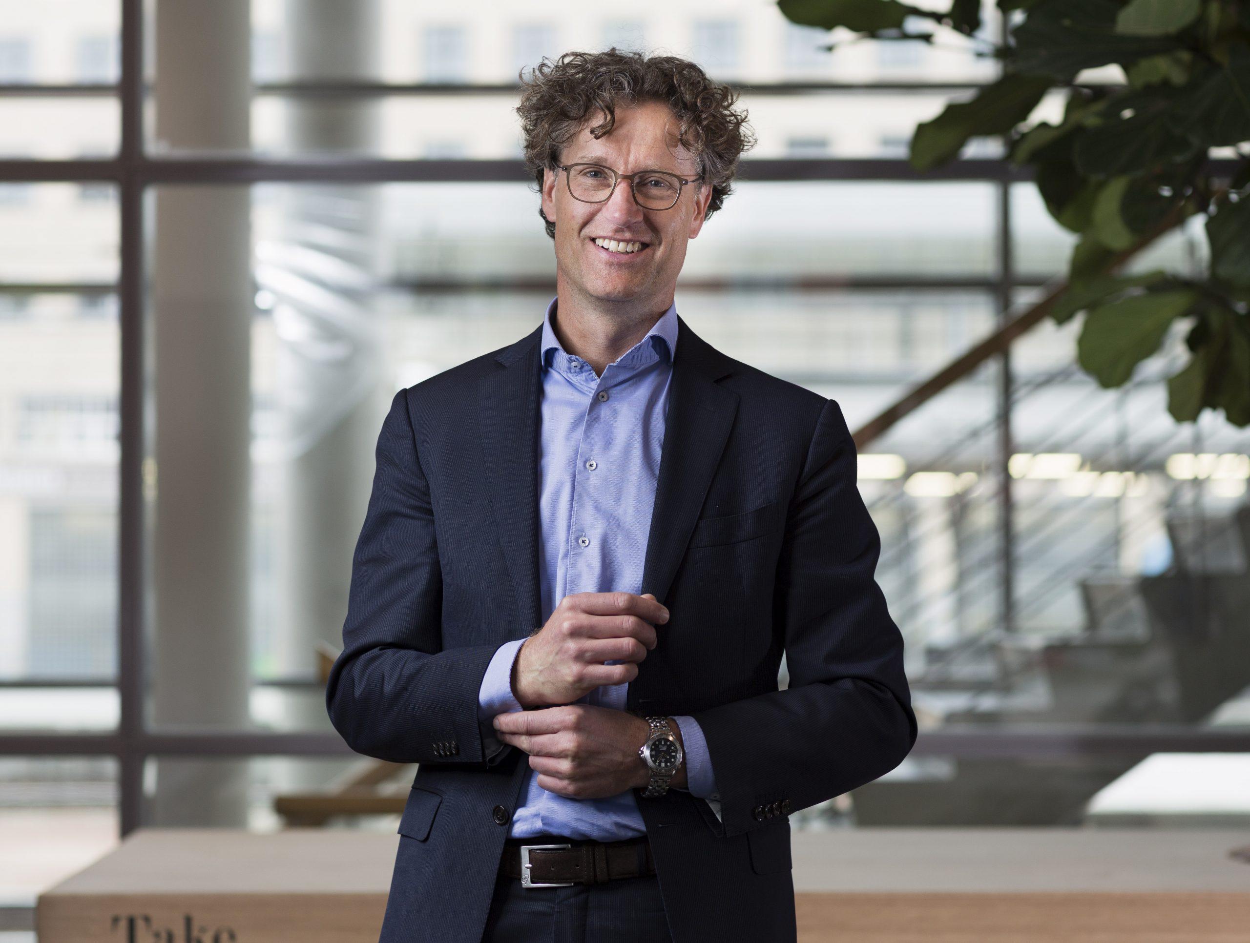 Jacob Froling - Initiatiefnemer van het Nationaal Energietraineeship