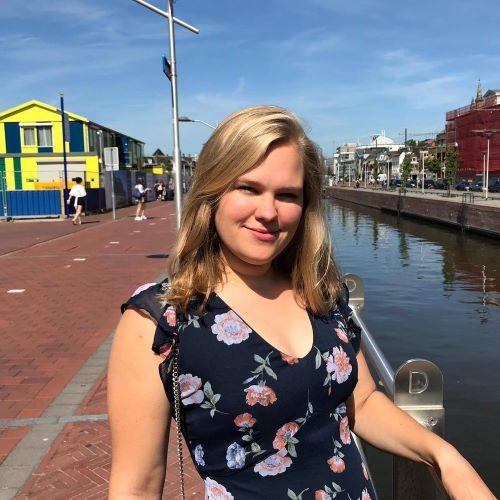 Kim Bischot – Rijksdienst voor Ondernemend Nederland (RVO)