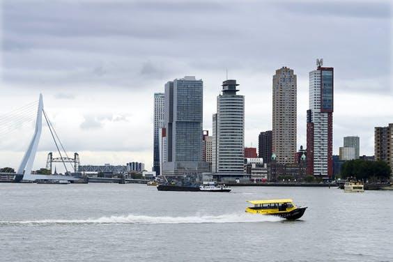Gemeente Rotterdam: Warmte in de stad Rotterdam
