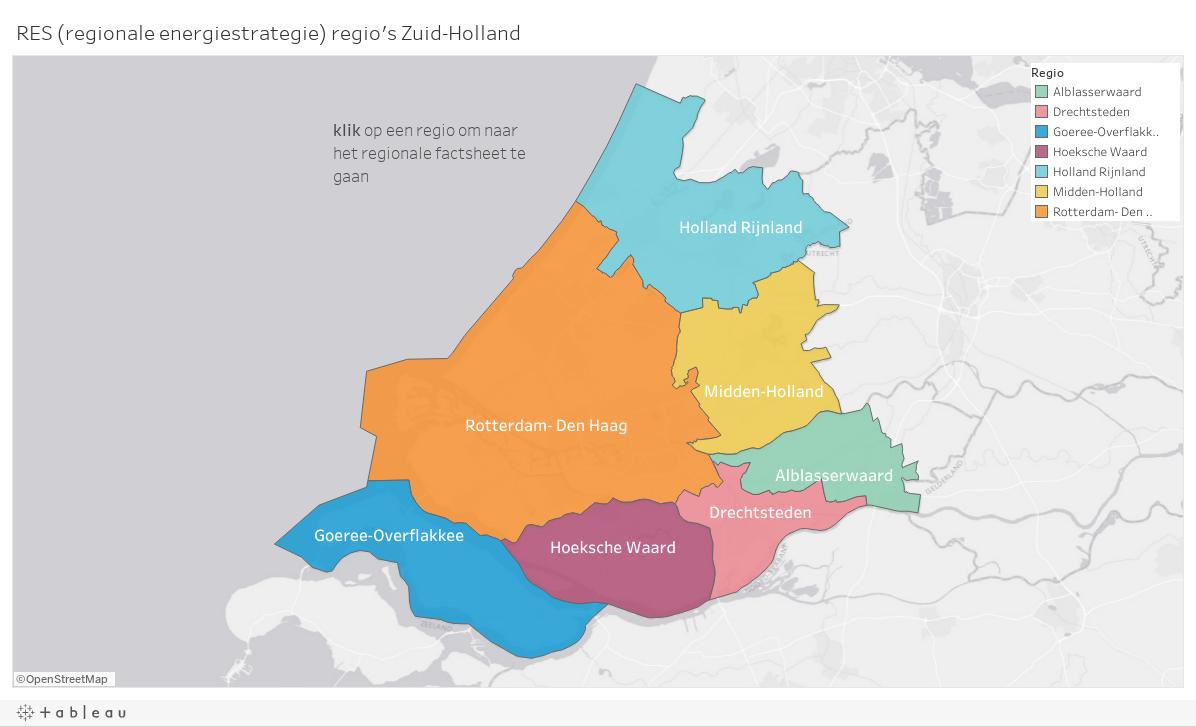 Provincie Zuid Holland: Onderzoek naar warmte opslag in woonwijk